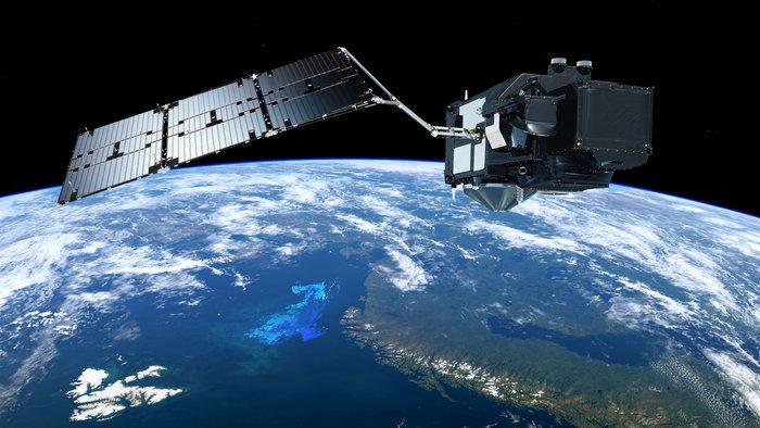 Sentinel 3. gráfico: ESA/ATG medialab