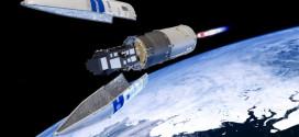 Gáfico del Séntinel 3 en el lanzamiento. ESA/ATG medialab