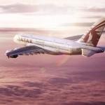 A380 de Qatar Airways