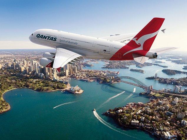 Airbus 380 Qantas