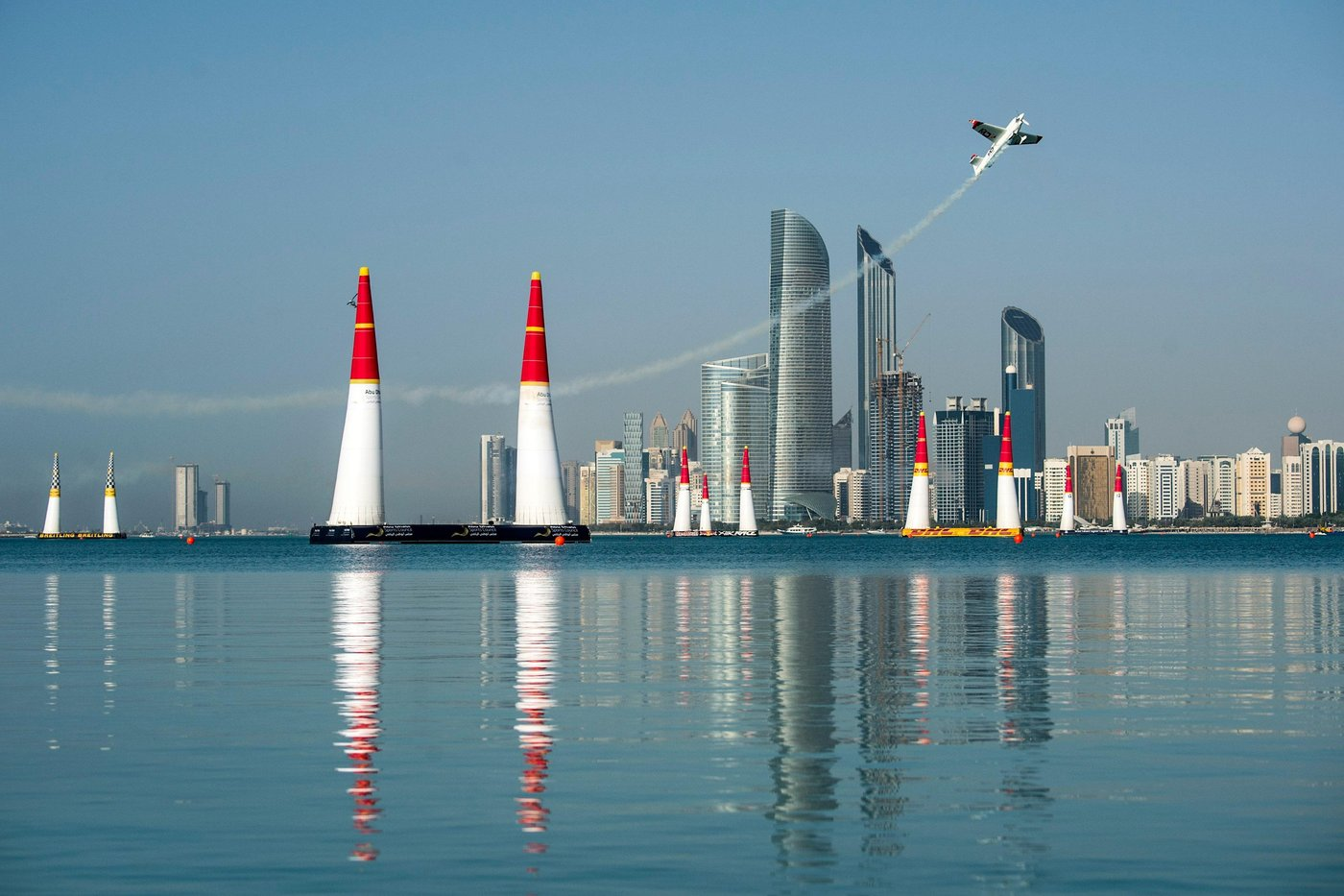 Cita en Abu Dhabi Red Bull Air Race
