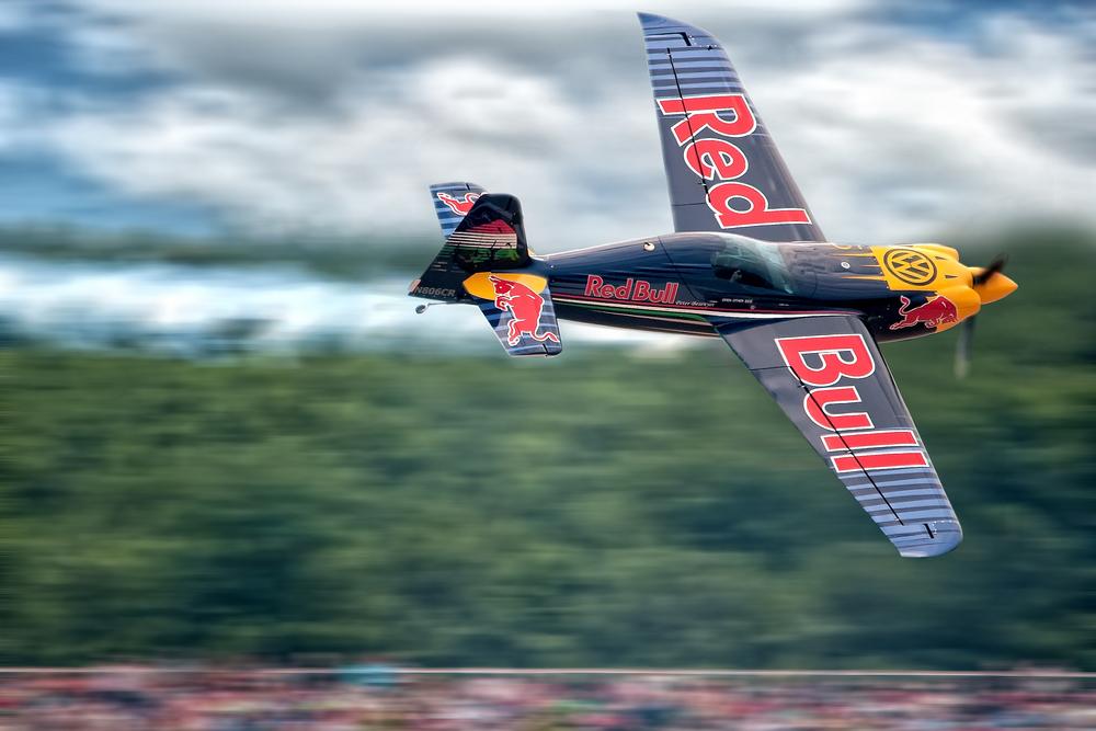 Corvus Racer 540 de Péter Besenyei