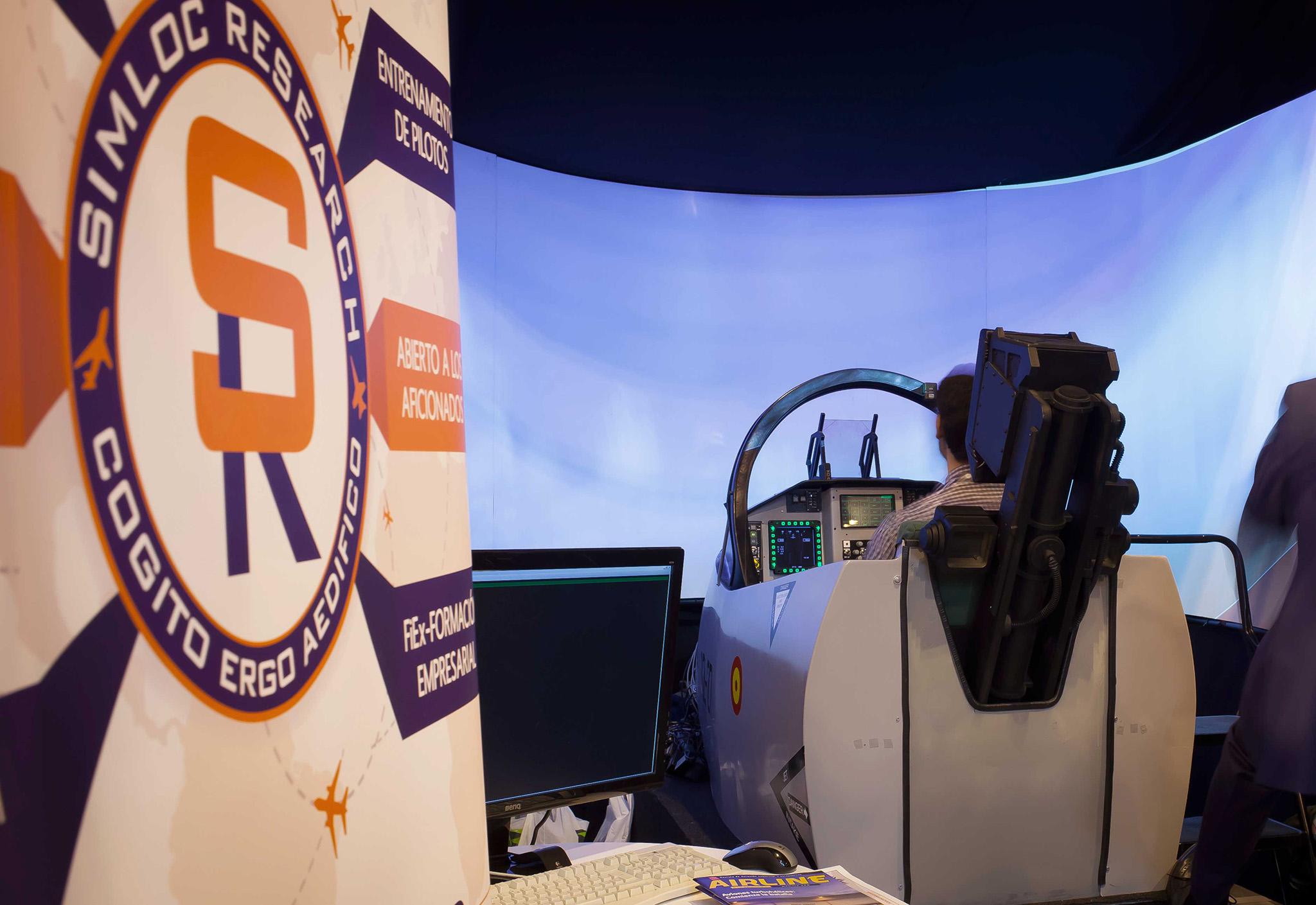 F-18 simloc
