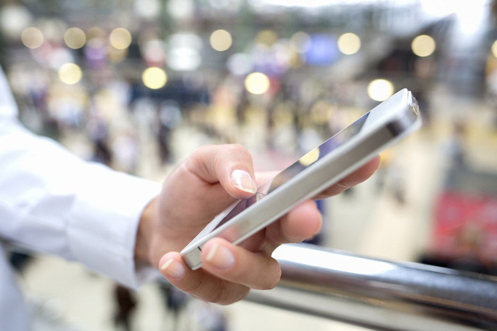 Identificación Mobile de viajes