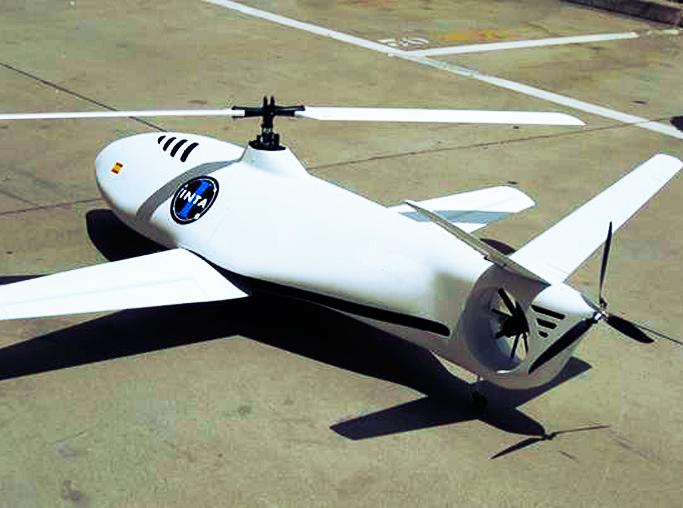 proyecto civil UAVS INITIATIVE arranca en Rozas