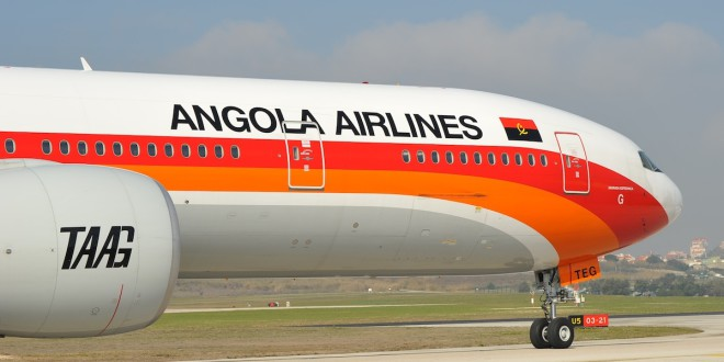 Taag angola airlines abre oficinas en espa a tras el for Oficinas iberia express