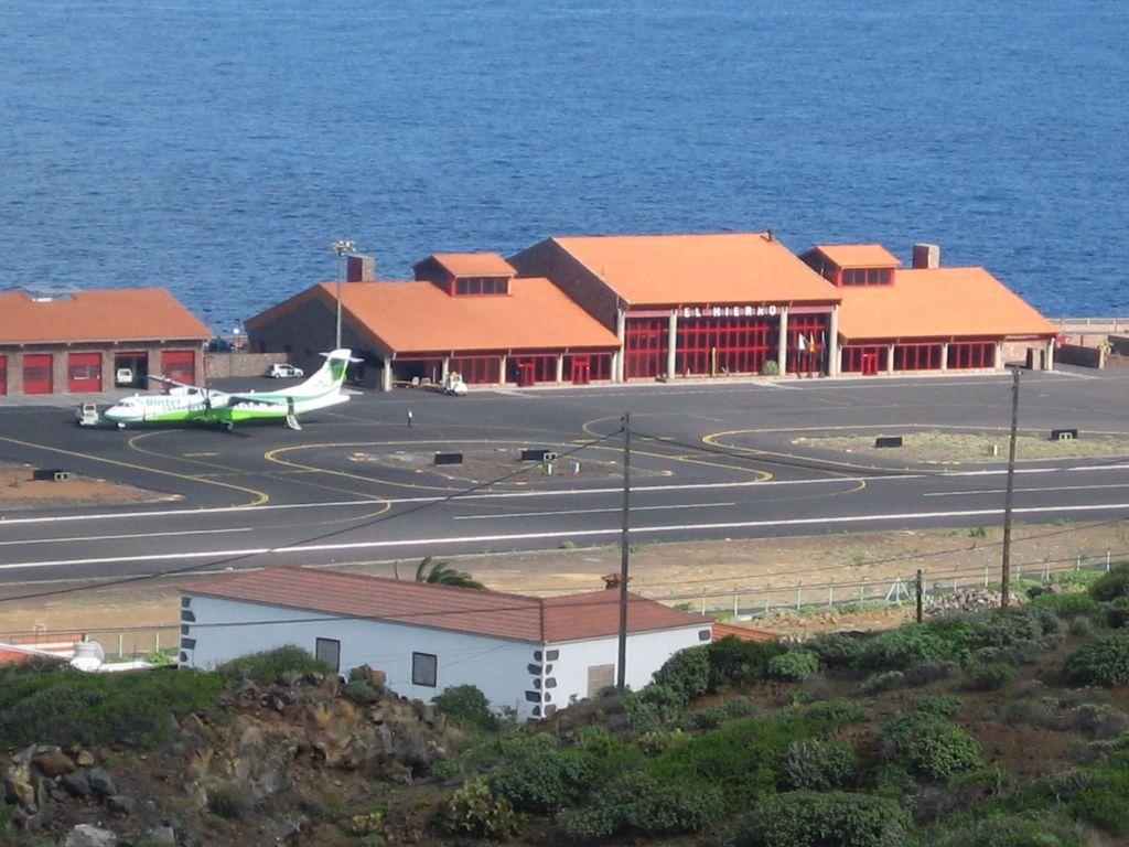 Foto: Aeropuerto de El Hierro