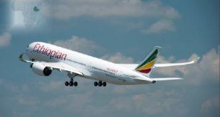 Ethiopian Ailines A350