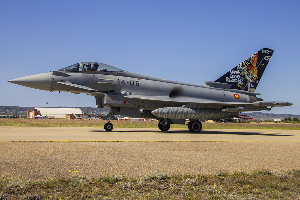 Eurofighter Ala-14