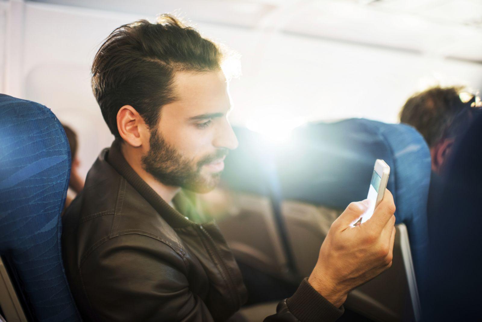 La conectividad es la prioridad de los pasajeros. Imagen: SITA.
