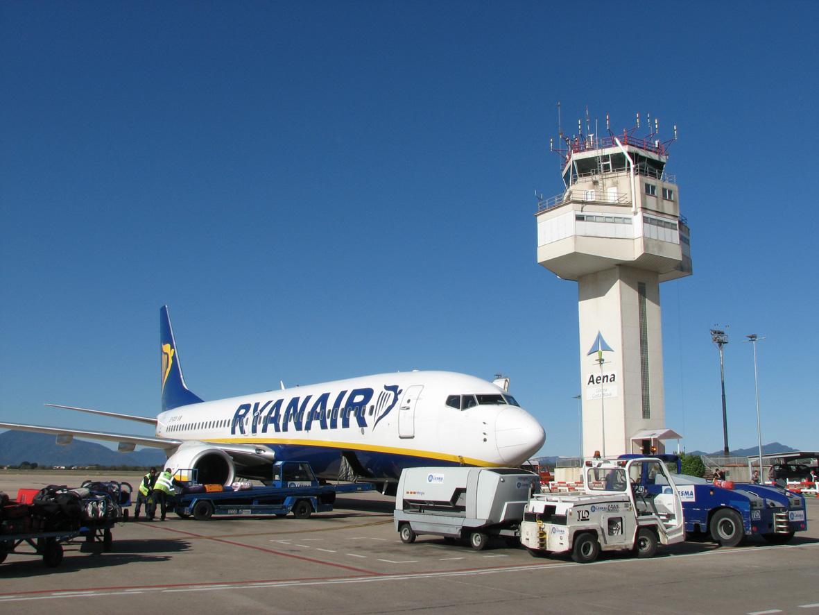 Torre de Control Aeropuerto de Gerona
