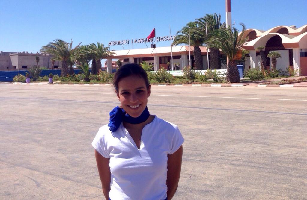 Sheila Ojeda Canary Fly