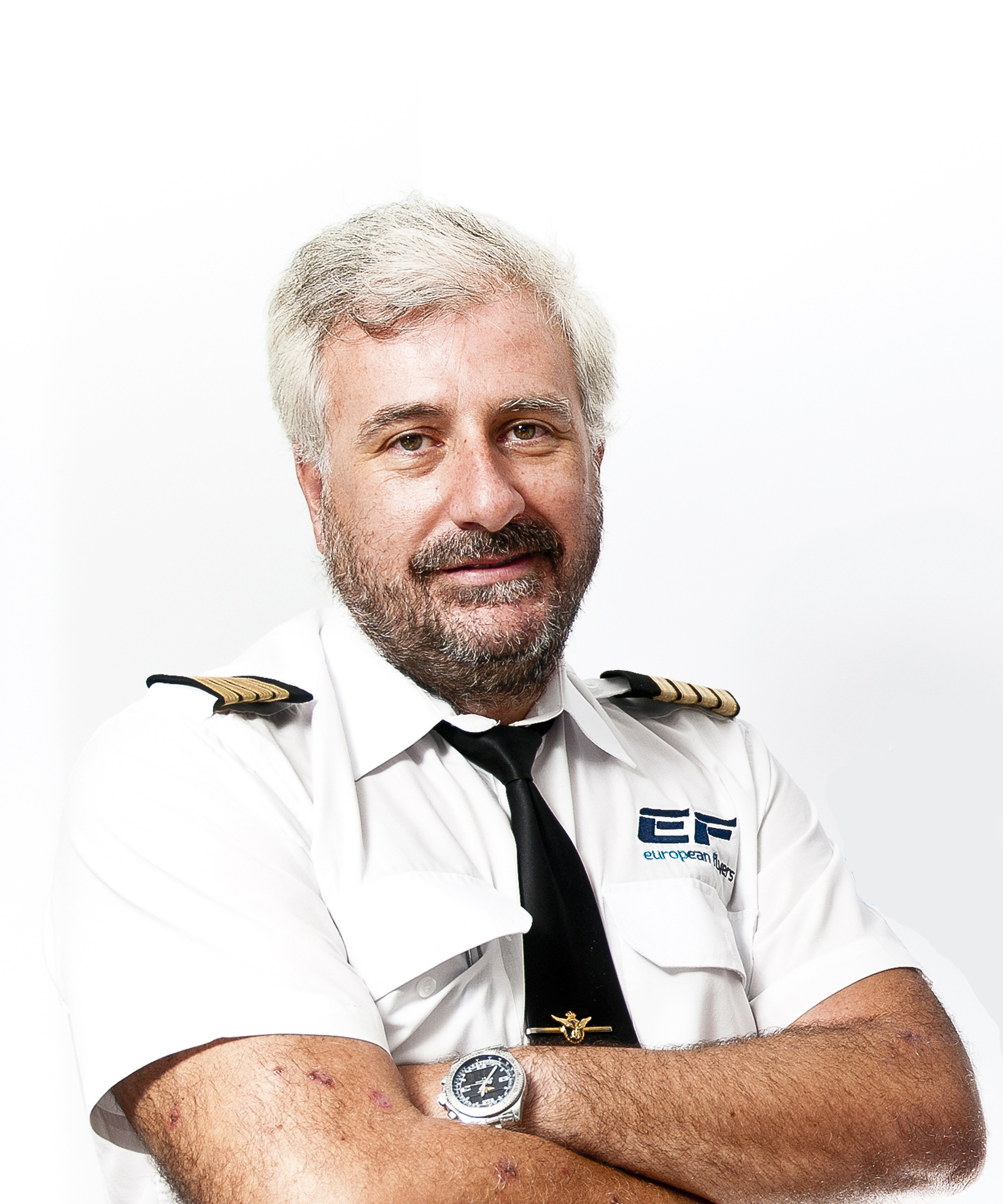 Oscar Díez, Jefe de pilotos de European Flyers