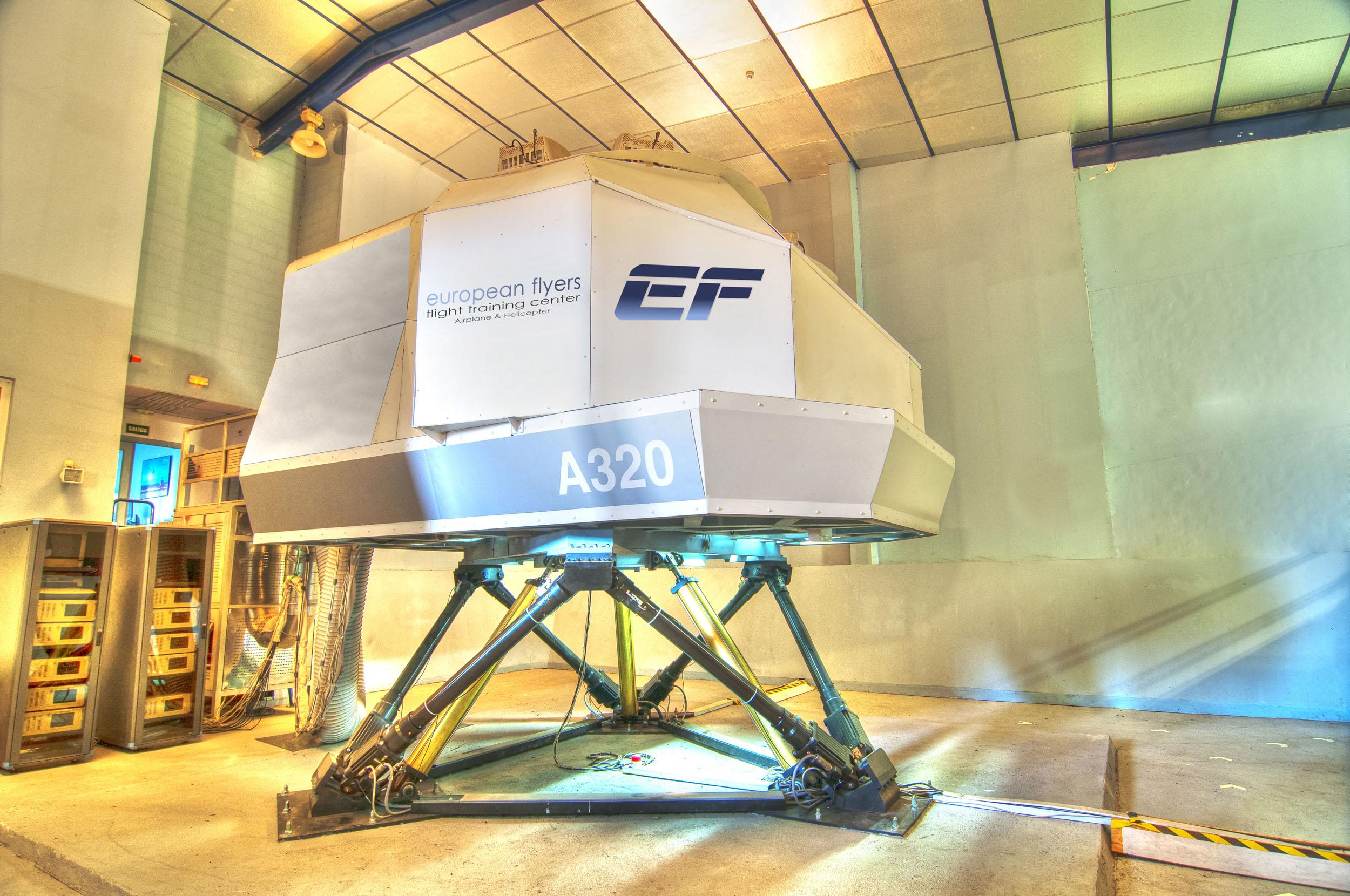 Simulador FNPT II -MCC