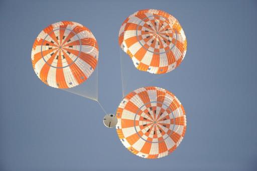 orion paracaidas