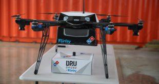 Dominoss Pizza Dron