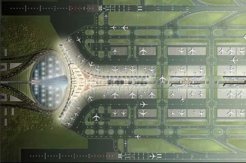 Aeropuerto Nuevo-Pekin