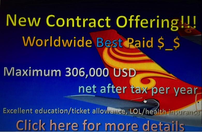 Contrato Hainan