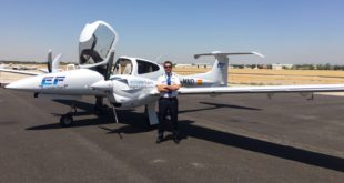 European Flyers y sus Diamond DA42
