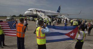 Vuelo Cuba USA
