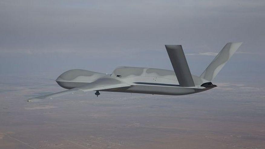 Dron Avenger de la USAF