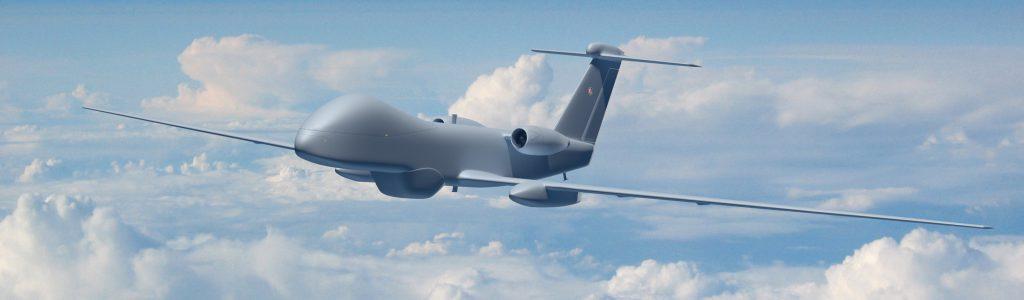 MALE RPAS de Airbus defense & Space