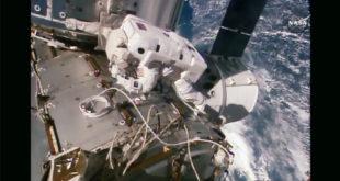 Foto: NASA TV