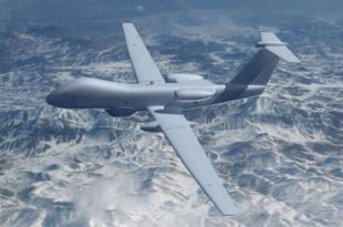 Ilustración del futuro UAV de larga duración.  Foto: Airbus Defence and Space