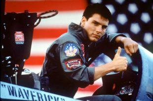 """Maverick, el protagonista de """"Top Gun"""", paradigma de piloto rogue"""