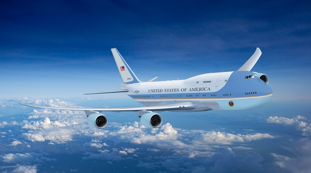 air force one 2017