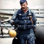 Coronel Robin Olds USAF (4 derribos F-4 Phantom) - Vietnam