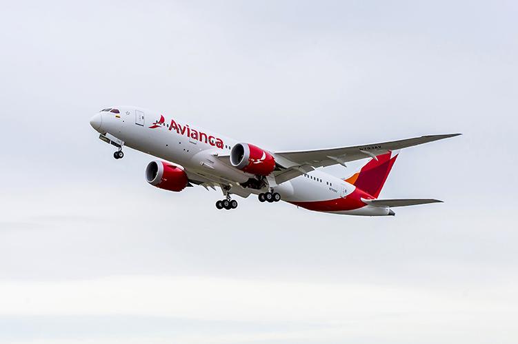 Avianca 787-8