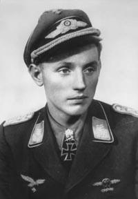 Erich Hartmann. Foto: Luftwaffe
