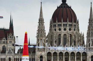 Budapest. Foto: Red Bull
