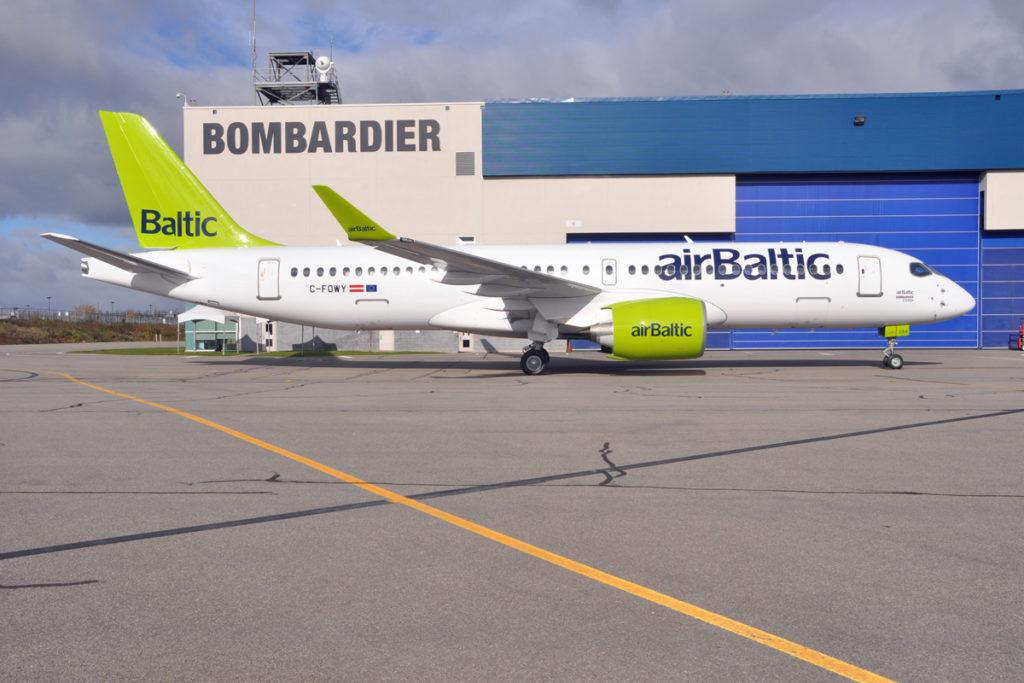 Bombardier CS-300