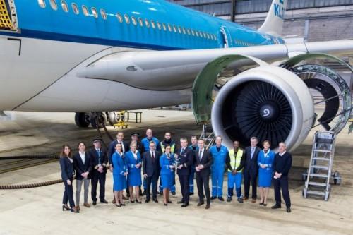 KLM Award