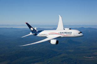 Aeromexico B-787-8