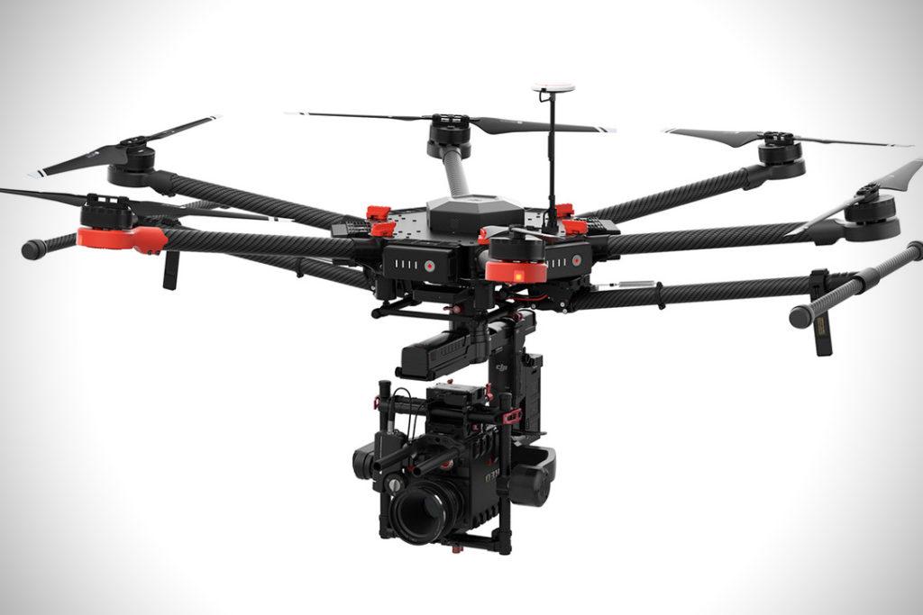 Drones en la búsqueda de personas
