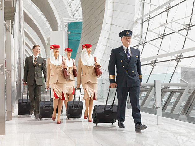 Emirates Pilotos ESP
