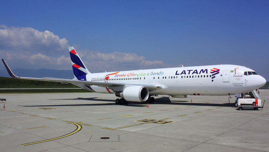 LATAM Airlines y Vueling