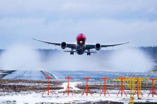 Boeing 787 de Norwegian.