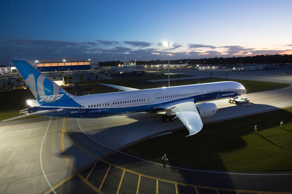 rollout 787-10