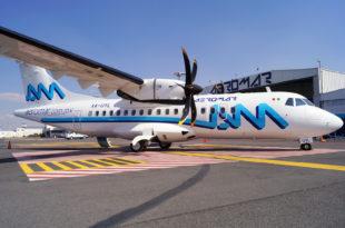 Aeromar avion ATR