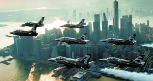Retrato de Breitling Jet Team
