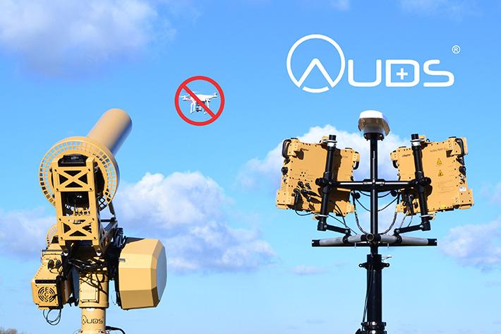 sistema Anti-UAV auds