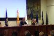 Inauguración hoy de la tercera jornada del IV Congreso de Ingeniería Aeroespacial.