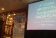 Exposición de Silvia Garcia, Departamento AIS/COM de la Gerencia Operaciones E.A.N.A. S.E.