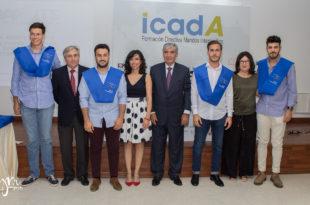 Foto Luis MIñano Icada Graduación III