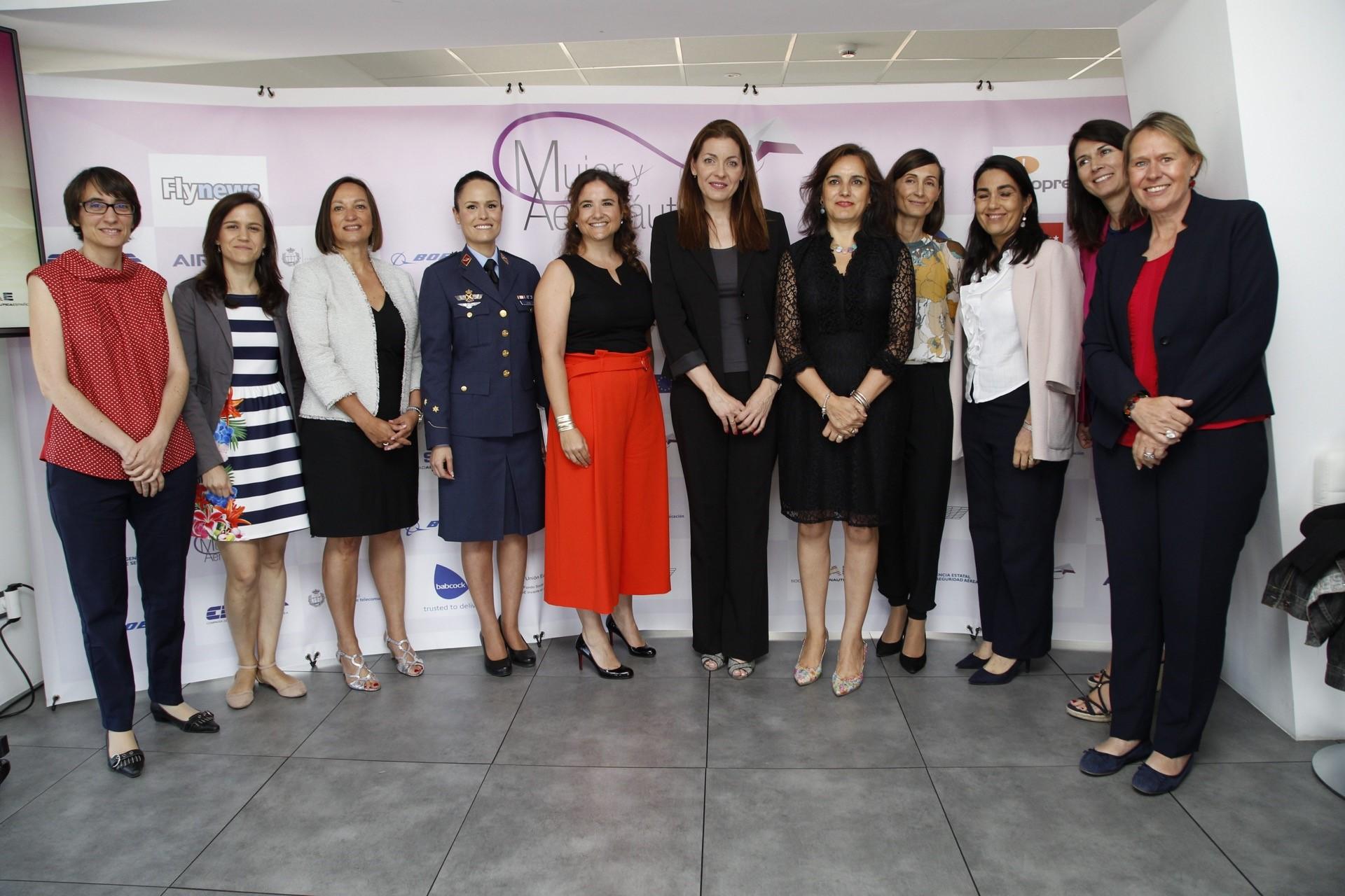 IV Jornada Internacional Mujer y Aeronáutica