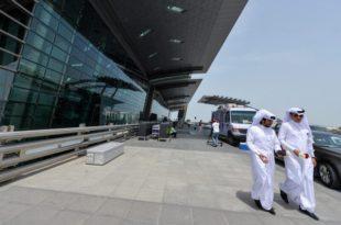 Imagen del Hamad International Airport  en  Doha, Qatar